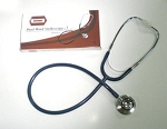 Kentex Adult Dual Head Stethoscope