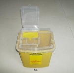 Kentex Stackable Chemo Sharp Container