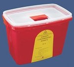 Kentex Stackable Sharp Container