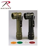 Olive Drab Arm Style C-Cell Flashlight