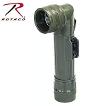 Olive Drab G.I. Type D-Cell Flashlight