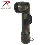 Camouflage G.I. Type D-Cell Flashlight