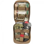 Tactical Operator Response Kit - TORK - Basic Life Support - No Hemostatic - Coyote