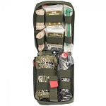 Tactical Operator Response Kit - TORK - Basic Life Support - No Hemostatic - OD Green