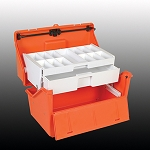 Emergency Box with Two Sliding Drawers