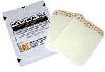WOUND SEAL DUO ( TWO WOUND SEALS WITH NO PAD)