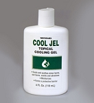 Cool Jel Bottle 4oz.